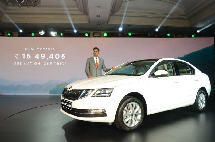 New Skoda Octavia launched for starting price of Rs 15.49 lakh