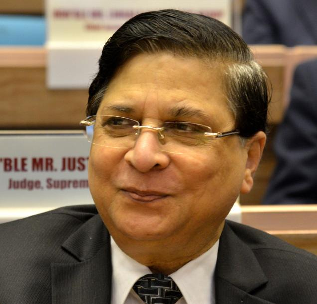 Justice Dipak Misra appointed as New Chief Justice of India