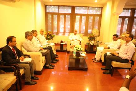 Naveen-Pradhan meet: Hope to resolve IOCL deadlock in sight