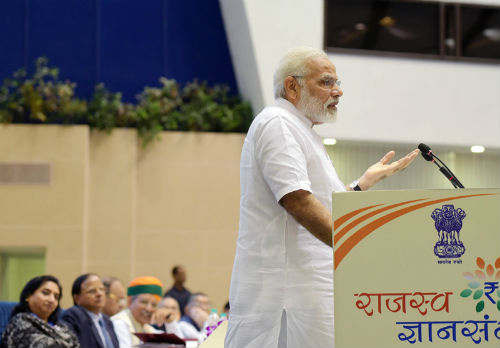 PM Modi hails all-women global journey by Naval officers