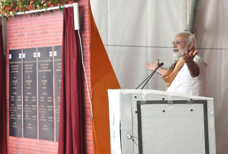 Modi's Bihar visit - many infrastructure development may start