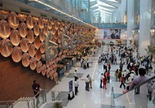More facilities at Delhi airport
