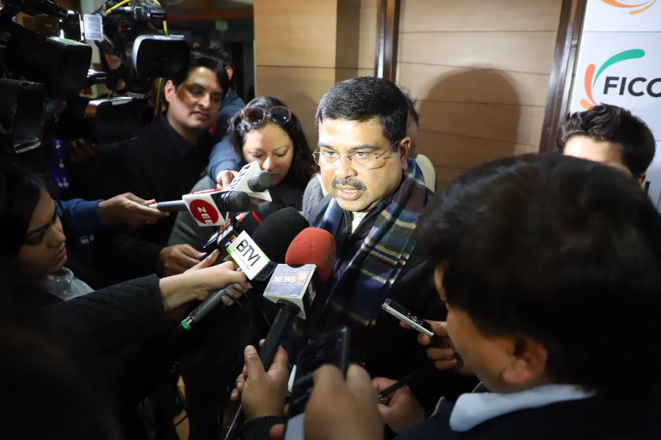 DGH can't have statutory powers, says Oil minister Dharmendra Pradhan