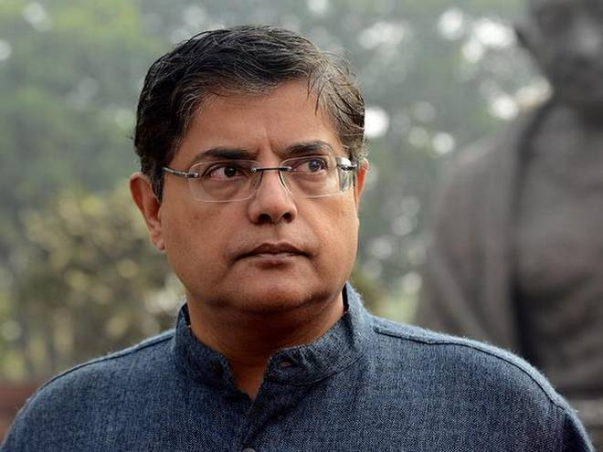 BJD Suspends MP Baijayant Panda For Alleged 'Anti-Party Activities'