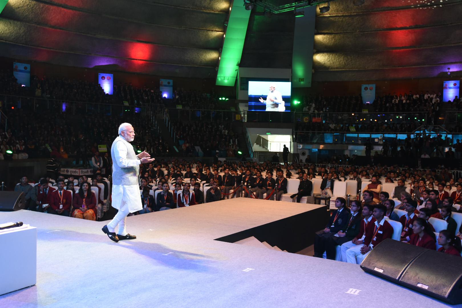 PM Modi visits Arunachal Pradesh, inaugurates Convention Centre in Itanagar