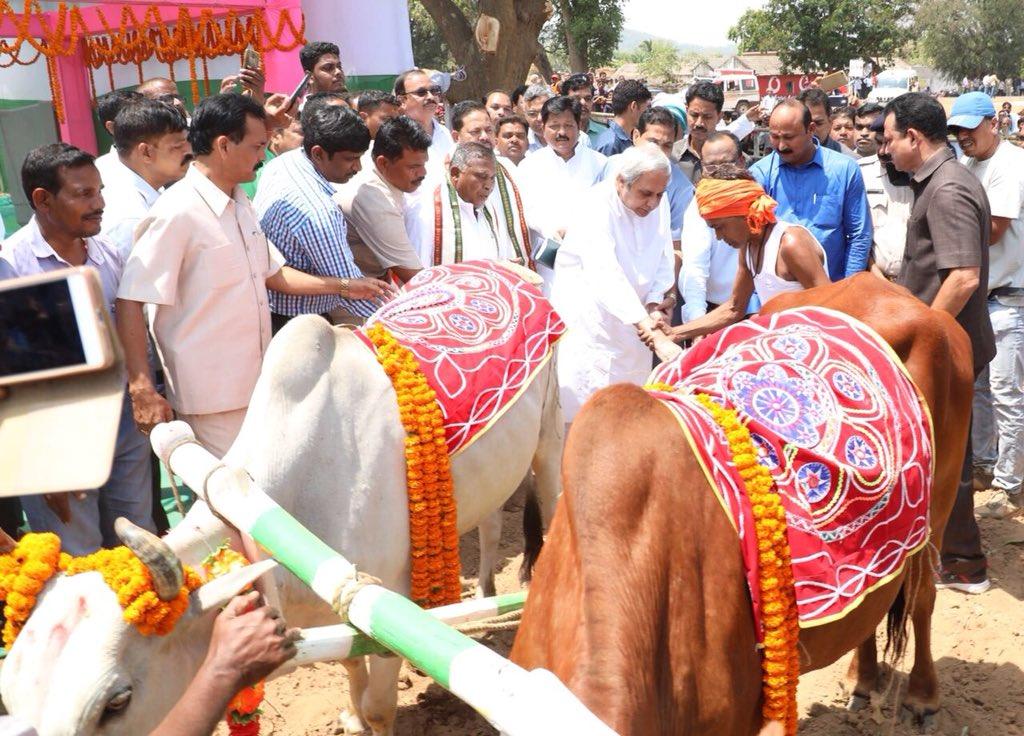 It was KCR who called me: Odisha CM Naveen Patnaik