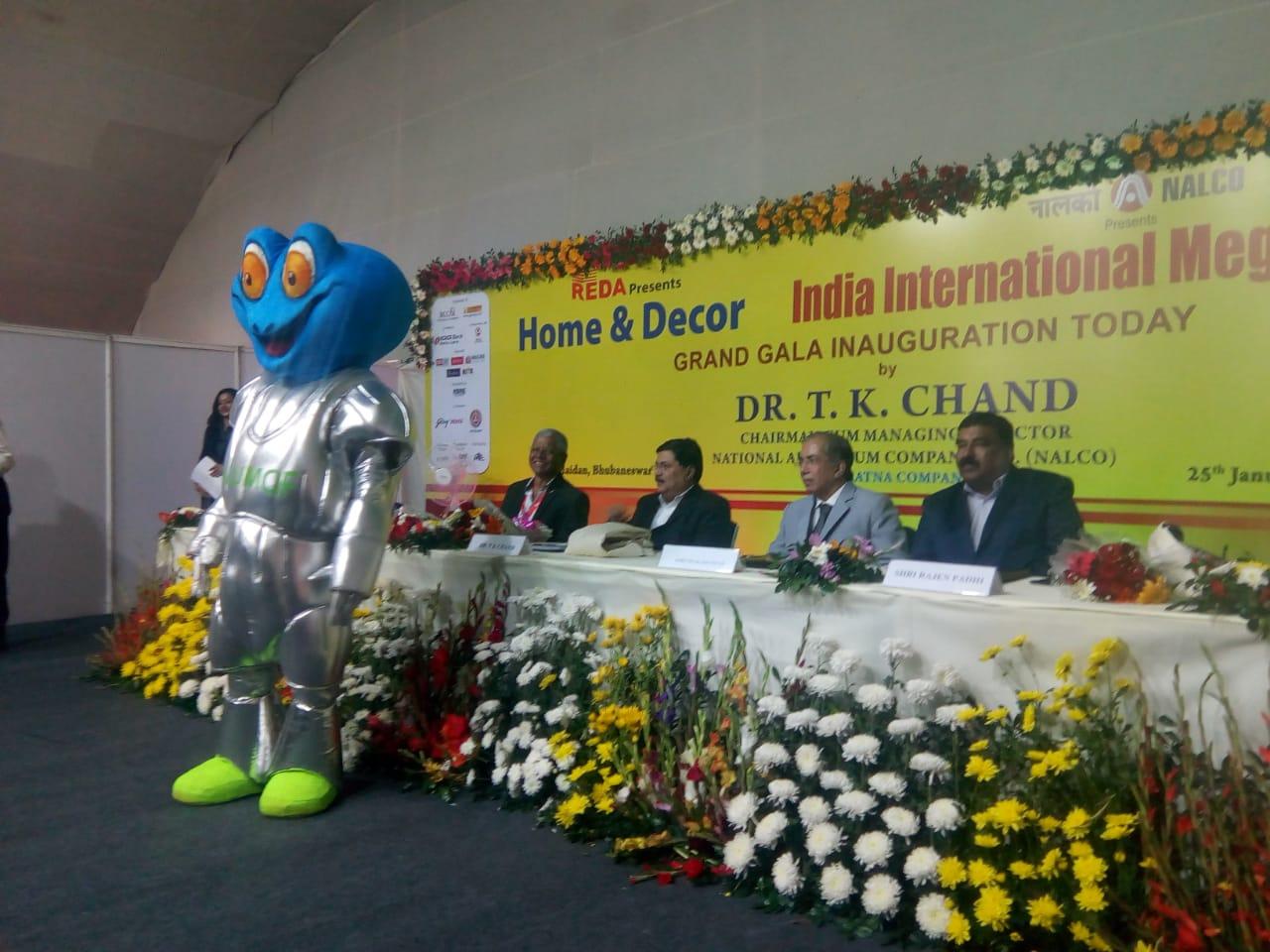 05c4ff9e77d REDA presents Home   Décor exhibition   NALCO presents India ...