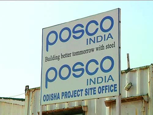 Image result for POSCO ODISHA