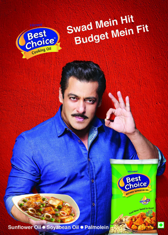 Salman Khan joins force with Big B For Emami's edible oil