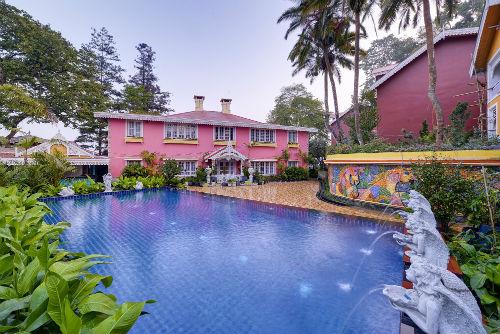 Bhubaneswar Spa Resorts