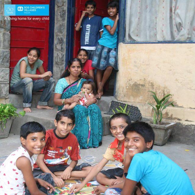 SOS Children's Villages of India Celebrated International ...