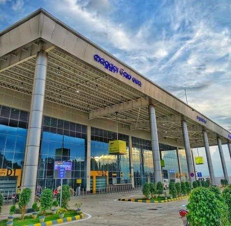 Jharsuguda Airport